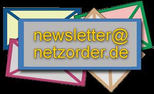 newsletter netzorder